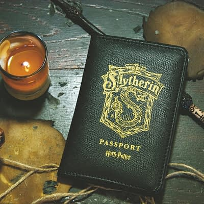 Wizarding World Pasaport Kılıfı : Slytherin