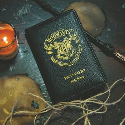 Wizarding World Pasaport Kılıfı : Hogwarts